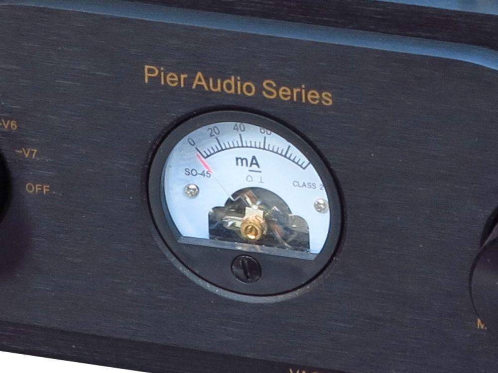 Ampli à lampes Pier Audio MS-300 SE