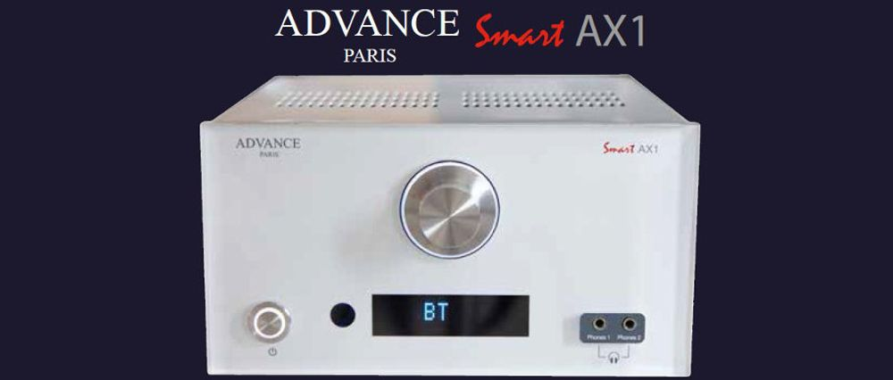 Ampli HiFi Advance AX1