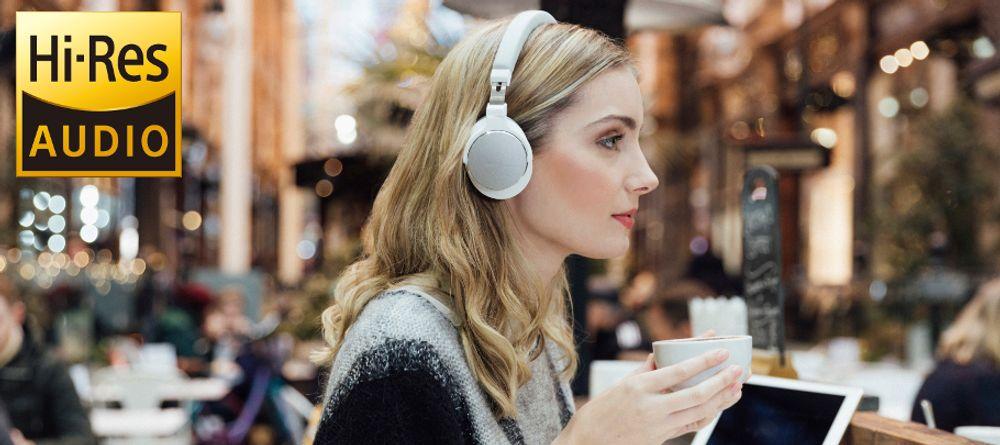Casque on-ear avec micro et télécommande Audio Technica ATH-SR5