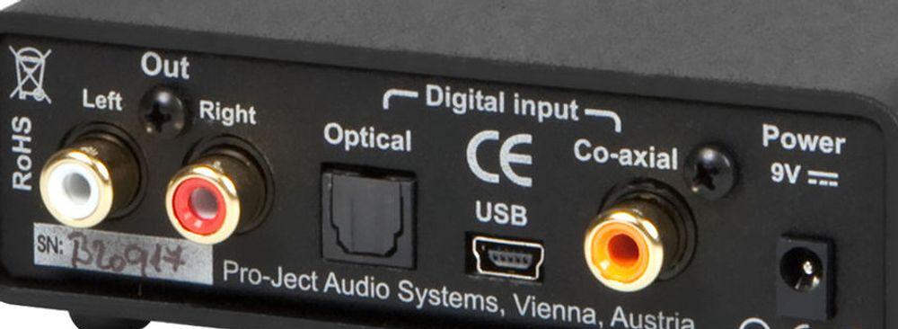 ProJect DAC Box S USB