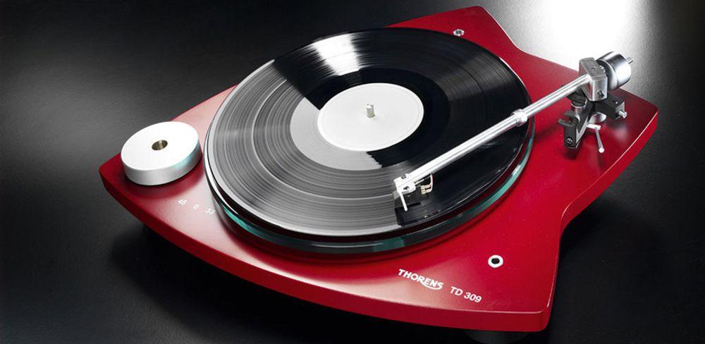 Platine disque Thorens TD-309