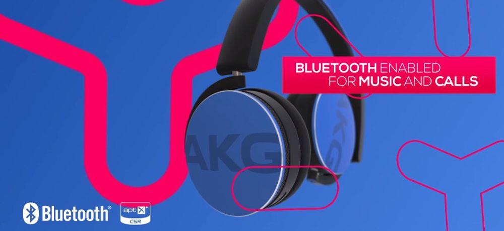 AKG Y50 Bluetooth