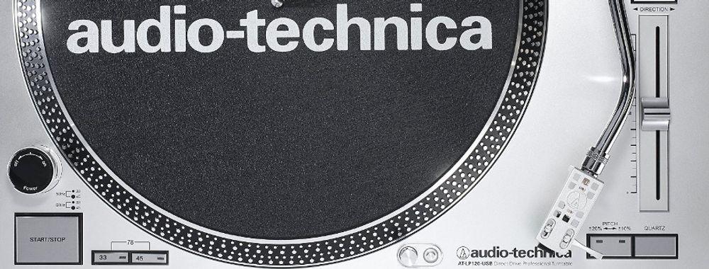 Audio Technica AT-LP120 USB HC