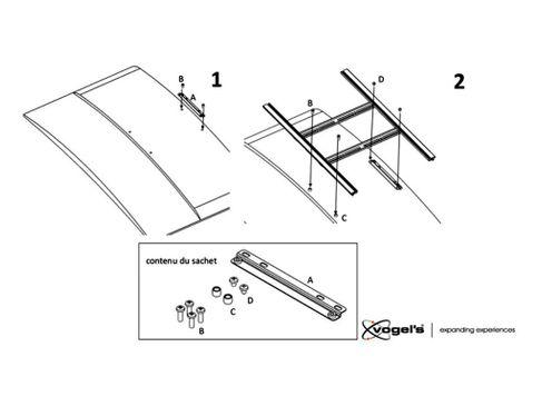 VOGEL´S OLED Service Kit (0999967)