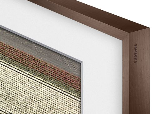 SAMSUNG The Frame Cadre 55´´ Noyer