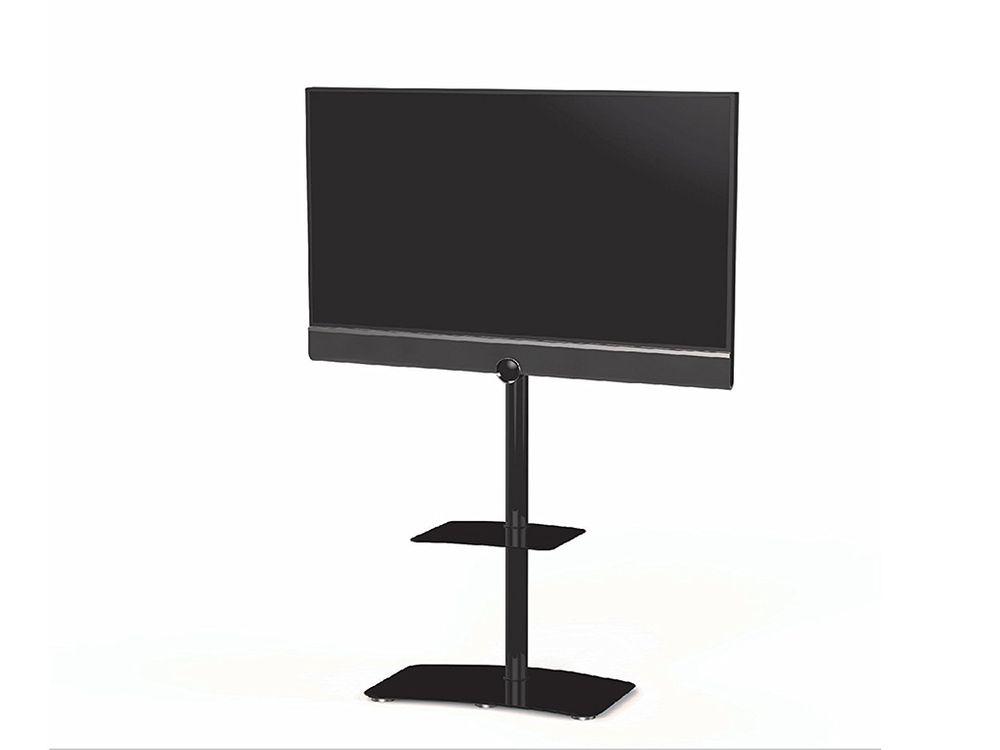 Support Tv Sonorous Pl2810 Blanc Blanc Cobra Fr # Meuble Tv Avec Potence Orientable