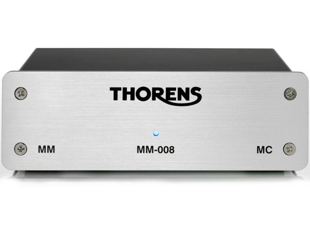 Un préampli phono bien conçu et polyvalent... Vous allez apprécier le Thorens MM-008
