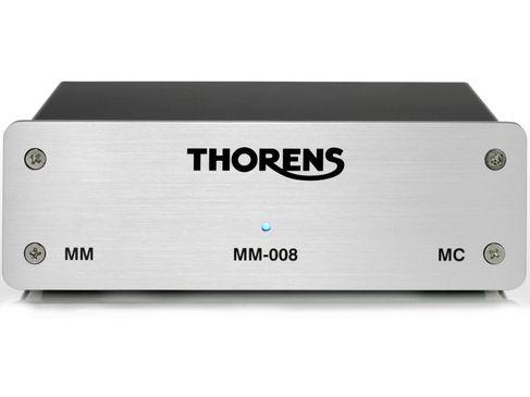 THORENS MM-008 Silver