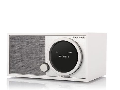 TIVOLI Model One Digital Blanc/Gris