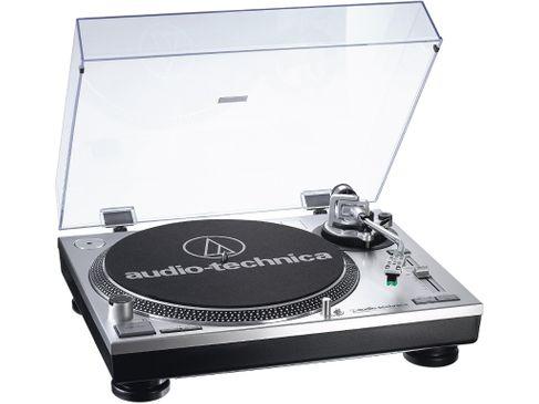 AUDIO TECHNICA AT-LP120-USB HC Silver