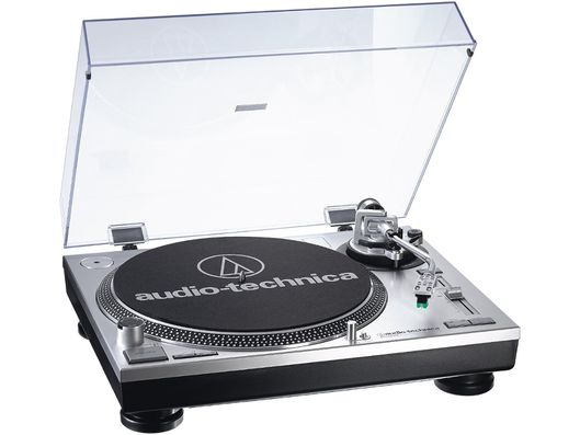 AUDIO TECHNICA AT-LP120-USB HC Silver