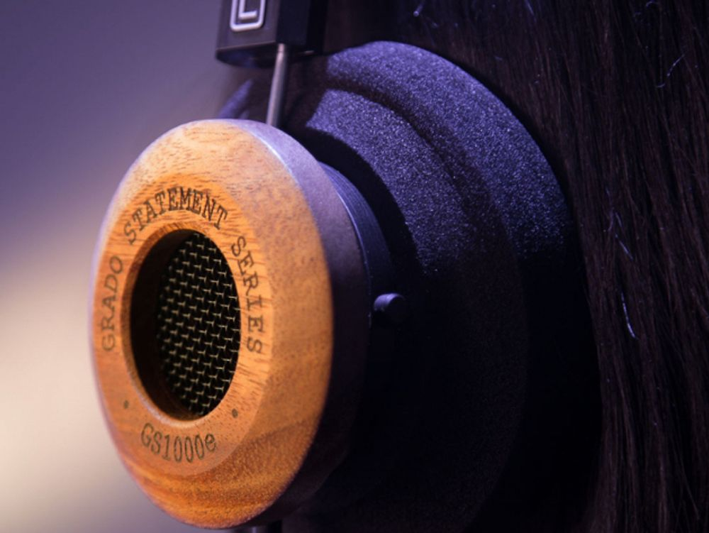 Casque audio Grado GS1000e