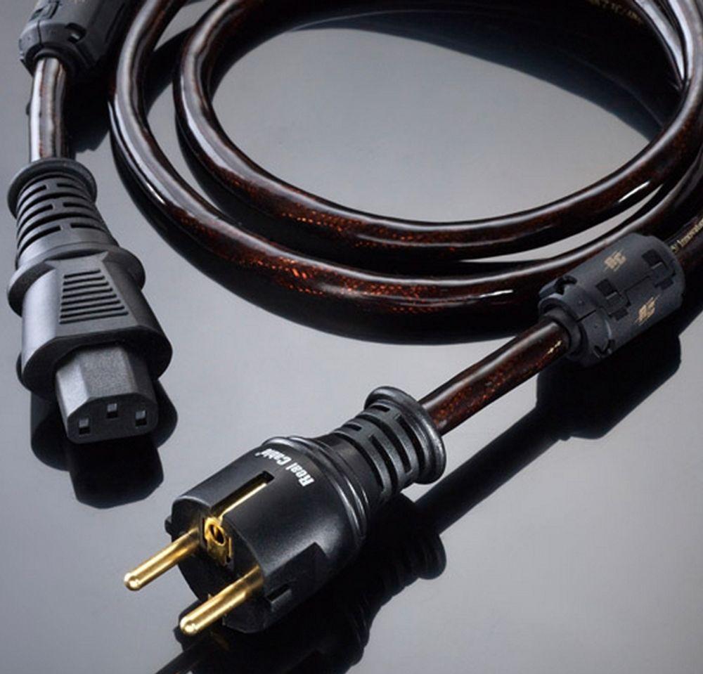 Câble secteur Real Cable Kapton (PSKAP25)