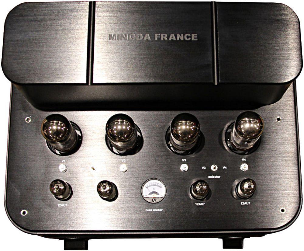 Ampli à lampes Ming Da MD-6L6 MKII