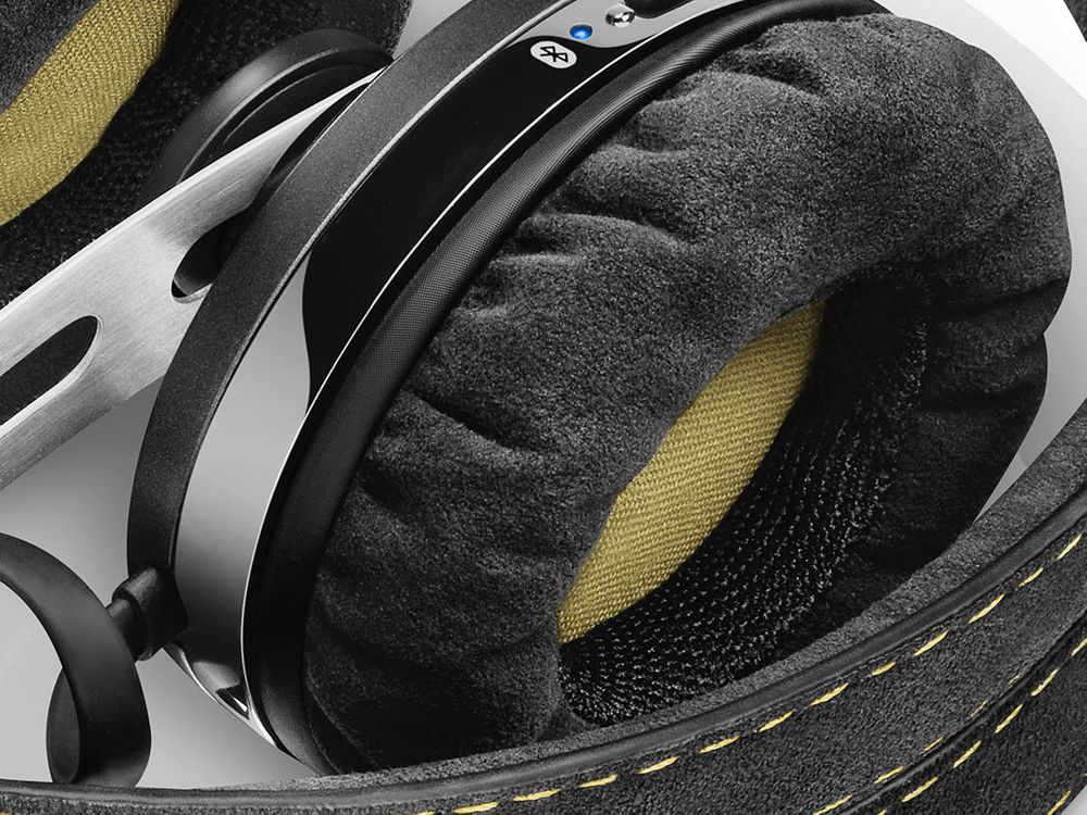 Sennheiser coussinet on ear wireless