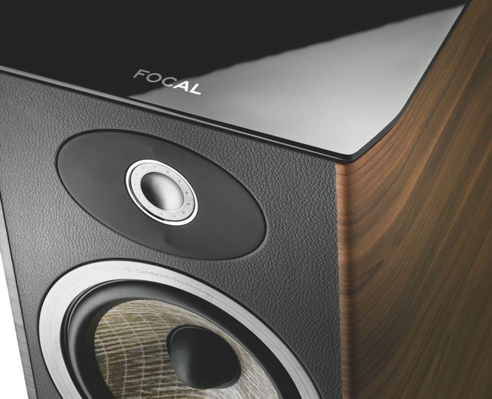 La Focal Aria 905 est une enceinte à la finition luxueuse et aux performances sonores exceptionnelles
