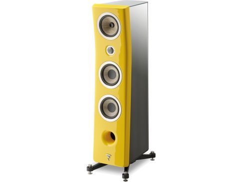 FOCAL KANTA N°2 Black / Solar Yellow High Gloss
