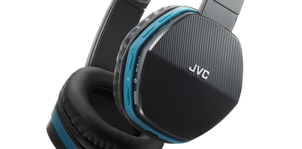 Casque audio sans fil Bluetooth® 3.0 - JVC HA-SBT5