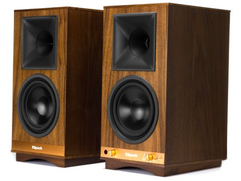 KLIPSCH The Sixes Noyer (la paire)