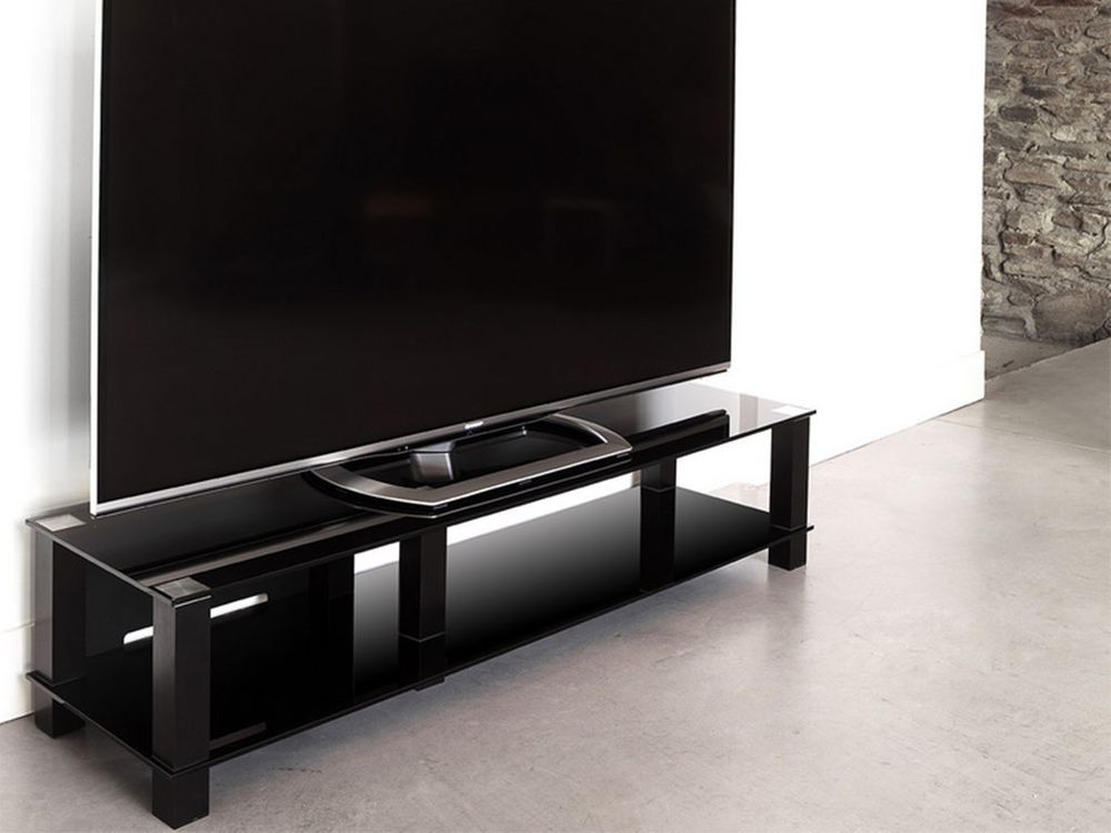 erard cub 1600 noir 35266 meubles et pieds tv. Black Bedroom Furniture Sets. Home Design Ideas