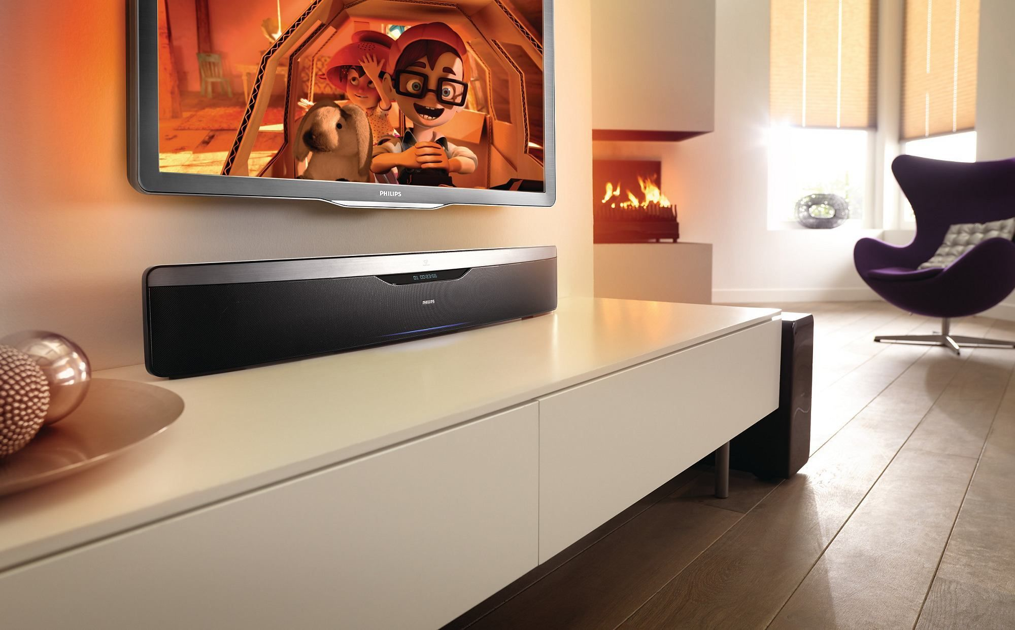 Meuble Tv Avec Barre De Son comment faire du home cinéma avec son tv ? - hi-fi & home