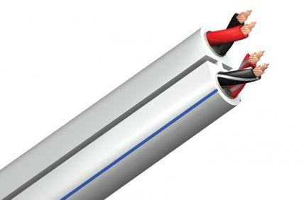 AUDIOQUEST Rocket 22 Blanc (Au mètre)