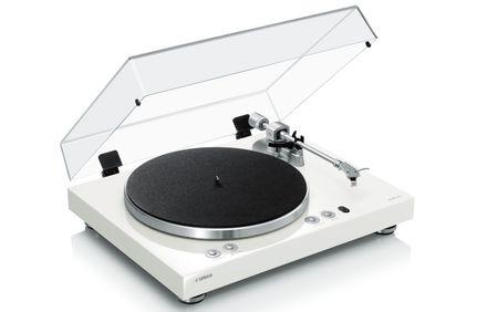 YAMAHA MusicCast VINYL 500 Blanc (TT-N503)