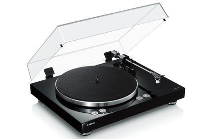 YAMAHA MusicCast VINYL 500 Noir (TT-N503)