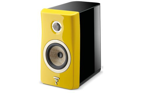 FOCAL KANTA N°1 Black / Solar Yellow High Gloss