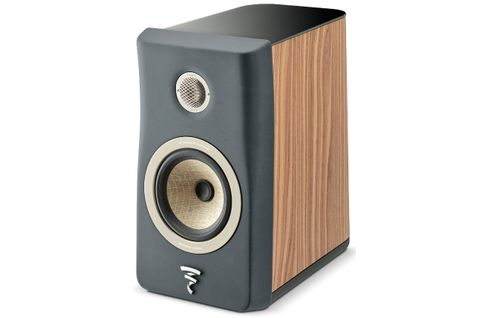 FOCAL KANTA N°1 Walnut / Dark Grey Mat
