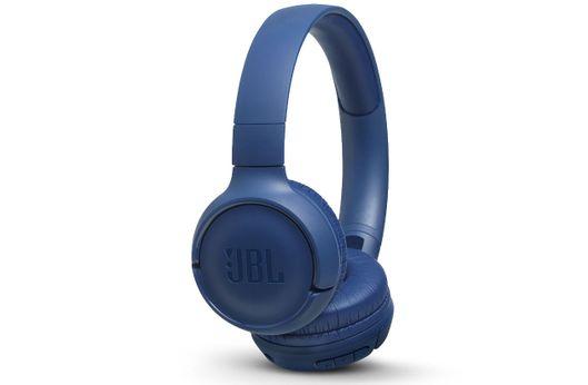 JBL T500 BT Bleu