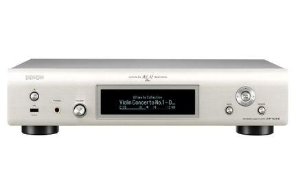 DENON DNP-800 NE Silver Premium