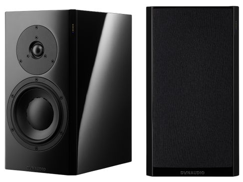 DYNAUDIO FOCUS 20 XD Black Piano Lacquer (paire)