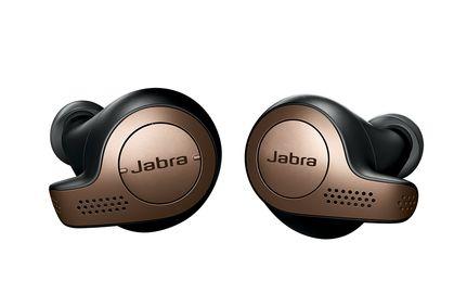 JABRA Elite 65T Noir / Cuivre