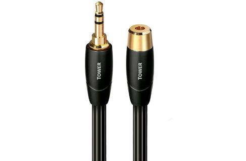 AUDIOQUEST Tower Mini-jack 3.5M-3.5F (5m)