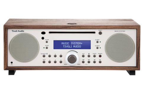 TIVOLI Music System+ Noyer/Beige