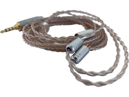 EARSONICS Câble BALANCED HI-RES 8C