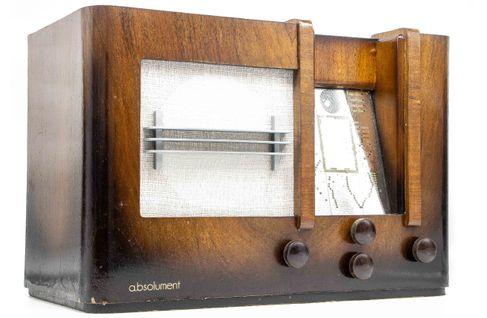 A.BSOLUMENT Marconi 40´s (Réf. 778)