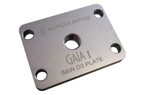 ISOACOUSTICS GAIA I B&W D3 Plate (800 D3) (set de 4)