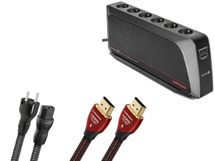 AUDIOQUEST Pack Powerquest 2 + NRG-Y3 (1m) + HDMI Cinnamon (1m)