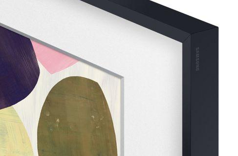 SAMSUNG The Frame Cadre 55 BL Noir