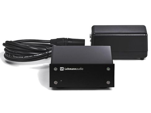 LEHMANN AUDIO Black Cube II Noir