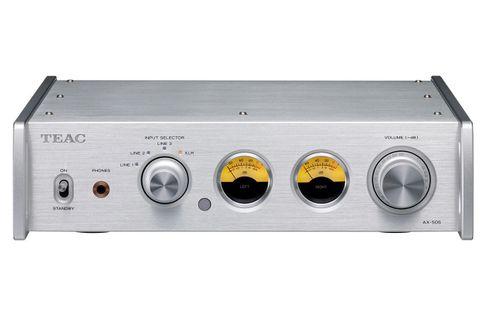 TEAC AX–505 Silver
