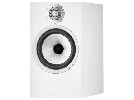 Bowers & Wilkins 606 S2 Anniversary Edition Blanc