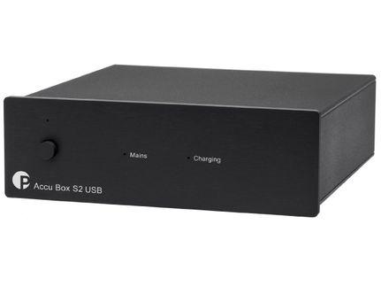 PROJECT Accu Box S2 USB Noir