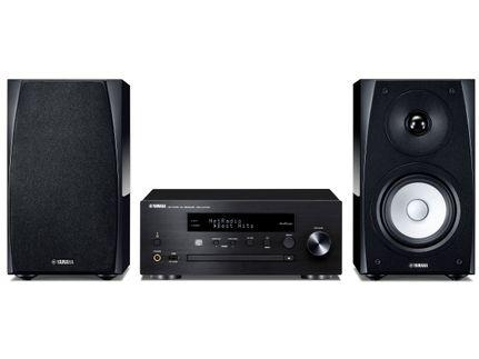 YAMAHA MusicCast MCR-N570D Noir + HP