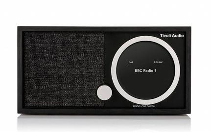 TIVOLI Model One Digital + Noir/Noir
