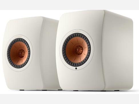 KEF LS50 Wireless 2 Blanc Mat (la paire)