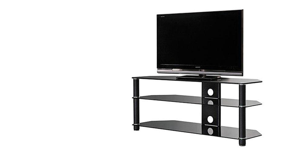 Meuble TV pour écran de 140 cm (55 pouces) pesant jusqu'à 60 kg - ATECA SIMPLY 1400