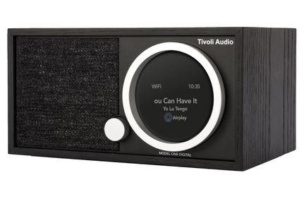 TIVOLI Model One Digital Gen2 Noir/Noir